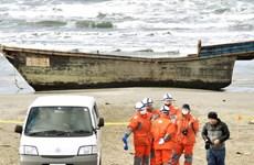 Lại phát hiện 8 thi thể trên một tàu gỗ ở phía Bắc Nhật Bản