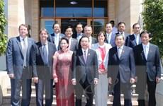 Việt Nam quan tâm hợp tác với Australia về khoa học công nghệ