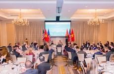 Kỷ niệm 1 năm thành công quan hệ Đối tác Toàn diện Việt Nam-Hoa Kỳ