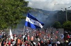 Hàng chục nghìn người Honduras biểu tình đòi tăng số phiếu kiểm lại