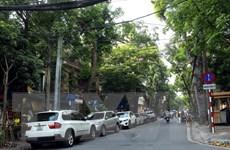 Hà Nội: Tăng 50-300% phí sử dụng lòng đường, hè phố để trông giữ xe