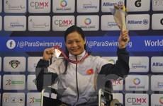 Giải bơi người khuyết tật thế giới 2017: Việt Nam giành 6 huy chương