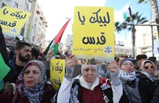 Palestine kêu gọi LHQ dàn xếp tổ chức hội nghị hòa bình quốc tế