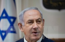 Israel: Hàng nghìn người biểu tình phản đối Thủ tướng Netanyahu