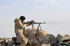 """SANA: """"IS bỏ lại một lượng lớn vũ khí do Mỹ, Israel sản xuất"""""""