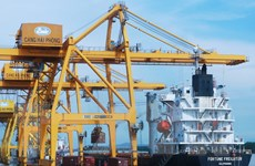 Hải Phòng sẽ điều chỉnh mức thu phí cảng biển từ 1/1/2018