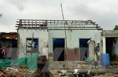 UNDP phối hợp với Hàn Quốc hỗ trợ Việt Nam phục hồi sau bão Damrey