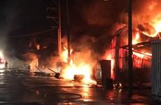 6 công nhân Việt Nam thiệt mạng trong vụ hỏa hoạn tại Đài Loan