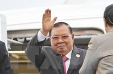 Tổng Bí thư, Chủ tịch nước Lào thăm chính thức Việt Nam từ 19-21/12