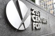 Walt Disney đạt thỏa thuận thâu tóm tập đoàn 21st Century Fox