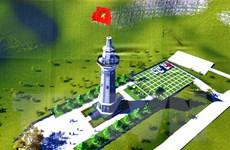 Khánh thành Cột cờ cao 31,43m tại vùng biên giới Lũng Pô