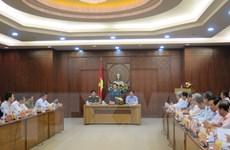 Chủ tịch Quốc hội Nguyễn Thị Kim Ngân làm việc tại Khánh Hòa