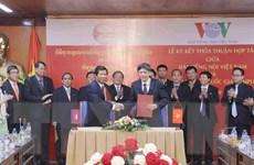 Việt Nam-Campuchia tăng cường hợp tác về phát thanh