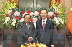 Điện cảm ơn của Tổng Bí thư, Chủ tịch nước Lào Bounnhang Vorachith