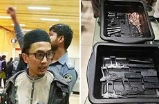 Một nghi can khủng bố người Malaysia bị bắt tại Pakistan