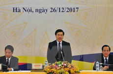 Hội nghị các Trụ cột Cộng đồng ASEAN nhân kỷ niệm 50 năm ASEAN