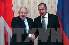 Chuyến công du Nga của ngoại trưởng Anh không giúp tháo gỡ bất đồng