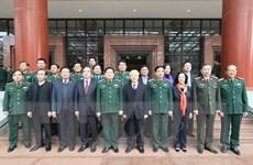Toàn văn phát biểu của Tổng Bí thư tại Hội nghị quân chính