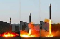 Mỹ trừng phạt quan chức Triều Tiên vì phát triển tên lửa đạn đạo