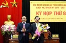 Thủ tướng phê chuẩn nhân sự hai tỉnh Tuyên Quang và Quảng Ngãi