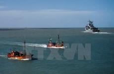 Thân nhân thủy thủ tàu ngầm Argentina mất tích đề nghị Nga giúp đỡ