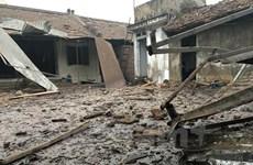 [Video] Toàn cảnh vụ nổ ở Bắc Ninh kèm lời kể của nhân chứng