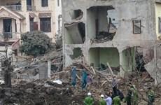 Bệnh nhân vỡ xương chậu trong vụ nổ tại Bắc Ninh phục hồi tốt