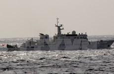 4 tàu hải cảnh của Trung Quốc tiến vào vùng biển Nhật Bản