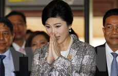 Cựu Thủ tướng Yingluck Shinawatra có thể đang xin tị nạn ở Anh
