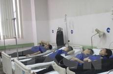 Gần 50 công nhân ở Đồng Nai nhập viện nghi do ngộ độc thực phẩm