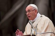 Giáo hoàng Francis sắp thăm Chile và Peru trong bối cảnh căng thẳng