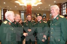 Quân ủy Trung ương gặp mặt đại biểu cán bộ cao cấp nghỉ hưu