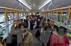 Hà Nội: Lượng hành khách đi xe buýt đã phục hồi và gia tăng