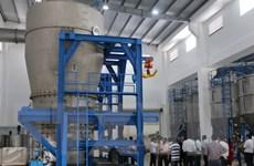 Nhà máy sản xuất phân bón thông minh đầu tiên trong nước