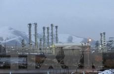 Nga thông báo quyết tâm duy trì thỏa thuận hạt nhân Iran