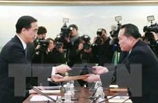 Hàn-Triều bắt đầu đàm phán về cử đoàn nghệ thuật dự Thế vận hội