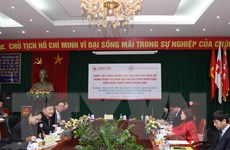 Tăng cường hợp tác giữa hai hội Chữ thập Đỏ Việt Nam và Trung Quốc