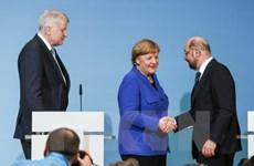 Đức: CSU lo ngại đa số thành viên SPD phản đối thỏa thuận liên minh