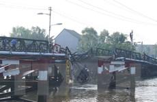 Tp. Hồ Chí Minh: Gần 600 tỷ đồng xây cầu mới Long Kiển
