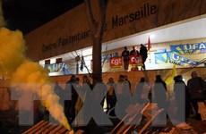 Quản giáo Pháp tiếp tục đình công đòi siết chặt an ninh nhà tù