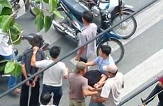 Bắt khẩn cấp 9 đối tượng chuyên cướp tài sản của phụ nữ đi đường