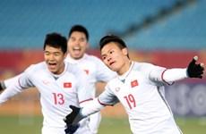 Báo chí Nhật Bản đưa tin đậm nét về chiến thắng của U23 Việt Nam