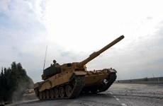 Lãnh đạo Thổ Nhĩ Kỳ, Qatar thảo luận về chiến dịch Afrin