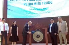 Hơn 33 triệu cổ phiếu Petro Miền Trung chính thức lên sàn HOSE