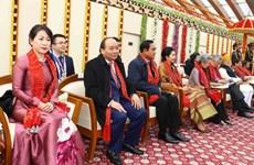Thủ tướng Nguyễn Xuân Phúc dự Lễ diễu binh nhân Ngày Cộng hòa Ấn Độ