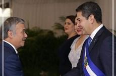 Tổng thống Honduras mong muốn thúc đẩy quan hệ với Việt Nam