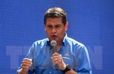 Ông Hernández nhậm chức Tổng thống Honduras nhiệm kỳ 2