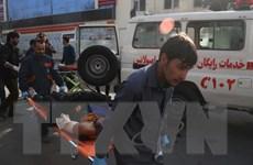 Quốc tế lên án mạnh mẽ vụ đánh bom đẫm máu tại Afghanistan