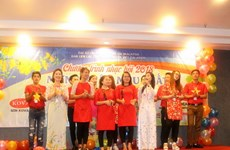 Nhạc hội mừng Xuân Mậu Tuất của người Việt tại Malaysia