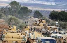 Thổ Nhĩ Kỳ: Chiến dịch Cành Ôliu chỉ nhằm vào khủng bố